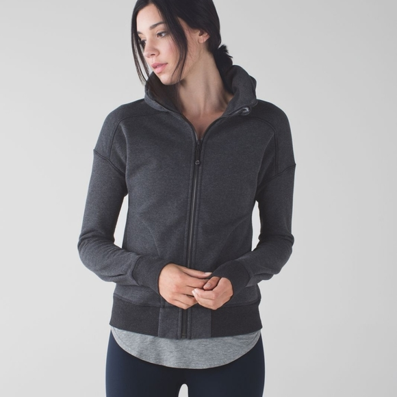 Guc lululemon hug it out jacket